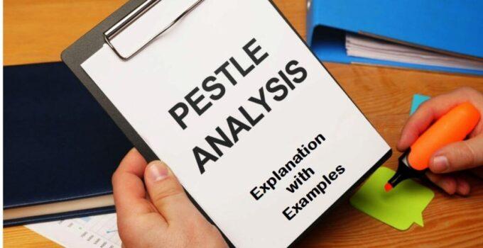 read macro environmental factors of pestle analysis.