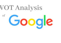 swot analysis of world's top tech and search engine multinational company, Google
