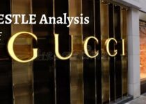 pestle analysis of Gucci focuses on the luxury fashion brand