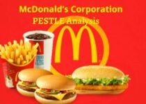 Pestle analysis of McDonald's analyzes the political, economical, social, technological, legal, environmental issues of the fast food company.