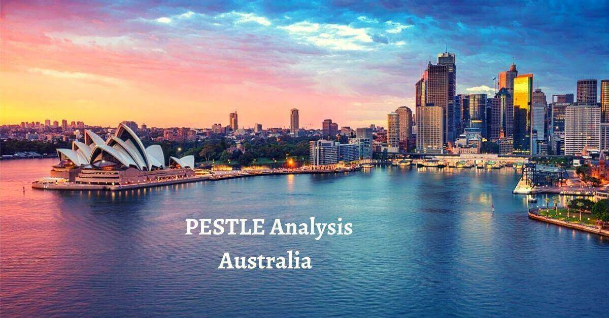 Pestle analysis of Australia analyzes the political, economical, social, technological, legal, environmental issues of the world's leading country and economy.