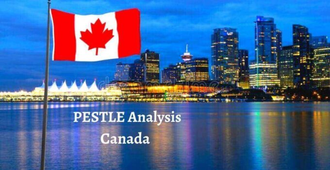 Pestle analysis of Canada analyzes the political, economical, social, technological, legal, environmental issues of world's leading country.