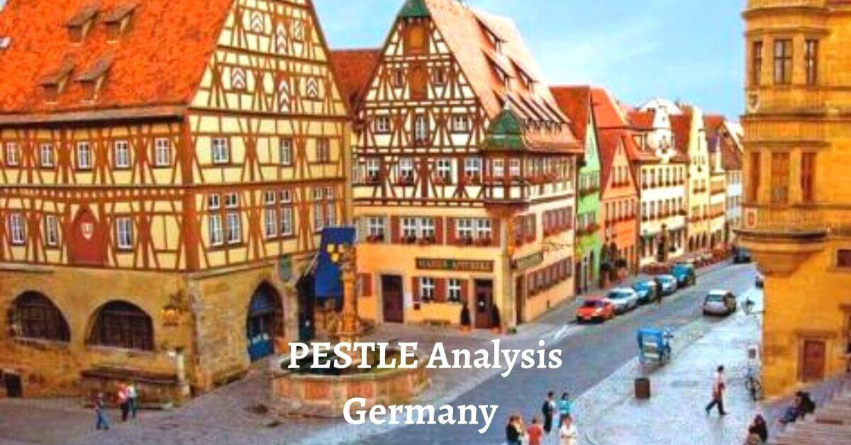 Pestle analysis of Germany analyzes the political, economical, social, technological, legal, and environmental issues of the world's technological advanced country.
