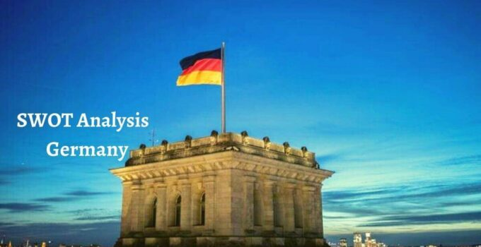Swot analysis of Germany analyzes the strengths, weaknesses, opportunities, threats of the world's leading tech industrial country.