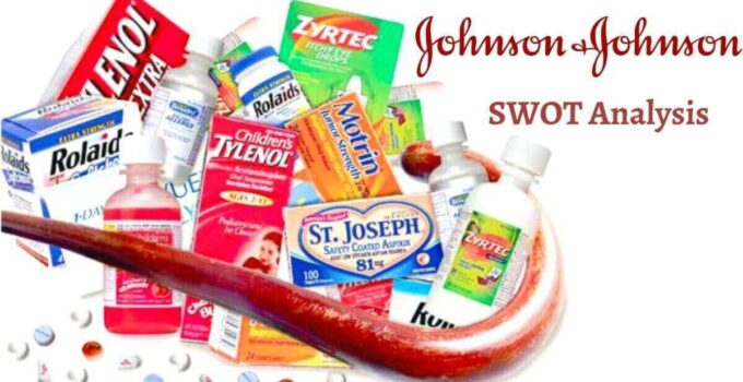 Swot analysis of Johnson & Johnson analyzes the strengths, weaknesses, opportunities, threats of the world's leading pharmaceutical company.