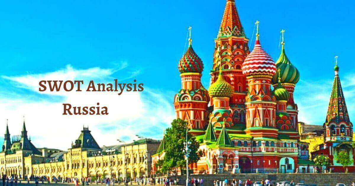 SWOT Analysis of Russia