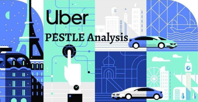 Pestle analysis of Uber analyzes the political, economical, social, technological, legal, environmental issues of ride-sharing transportation company.