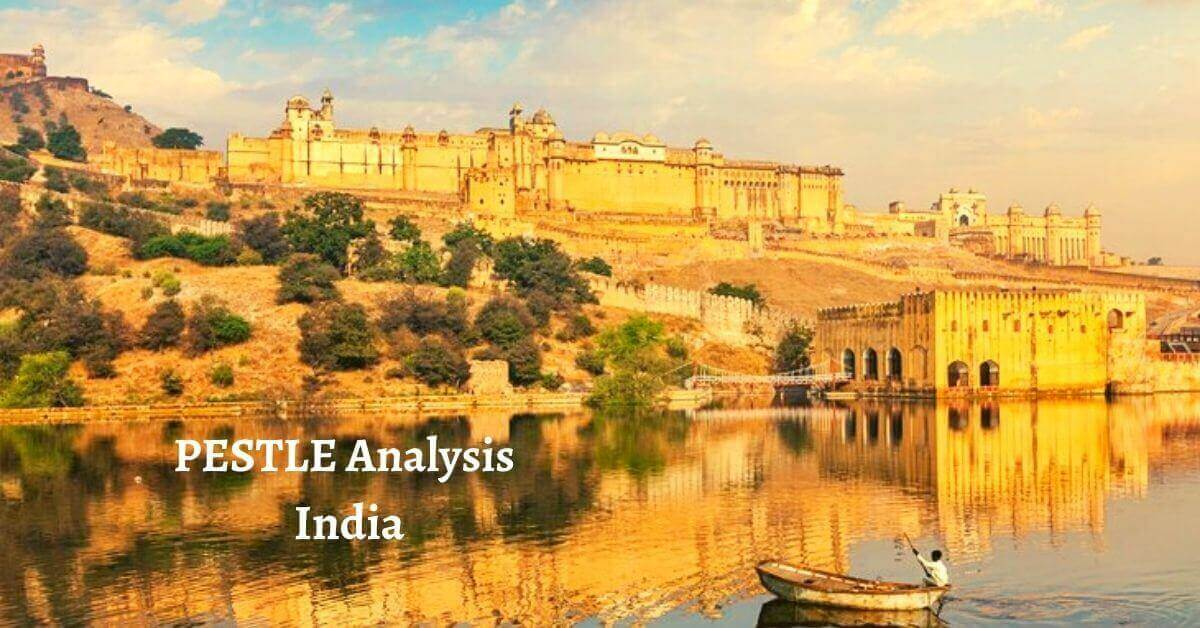 Pestle analysis of India analyzes the political, economical, social, technological, legal, environmental issues of the world's leading developing country.