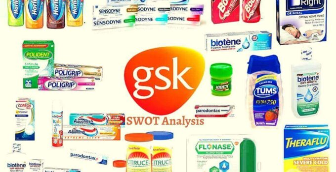 Swot analysis of GSK analyzes the strengths, weaknesses, opportunities, threats of the world's leading pharmaceutical company.
