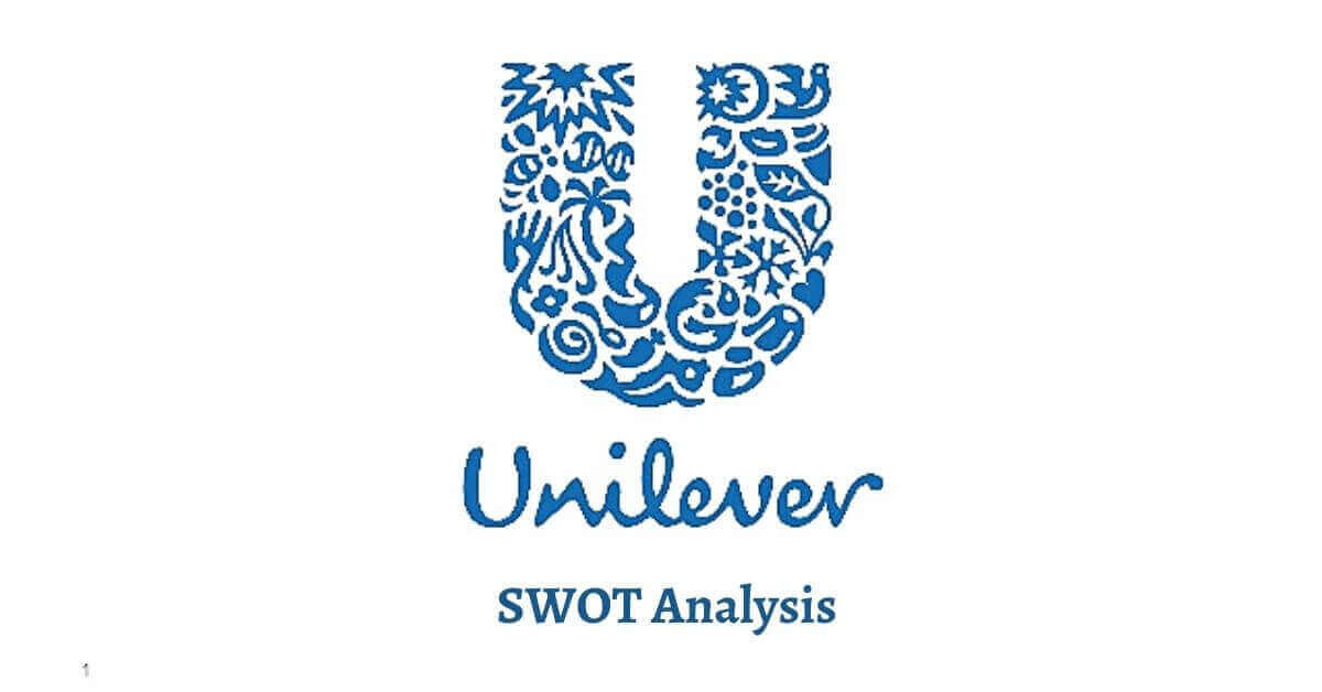 Swot analysis of Unilever analyzes the strengths, weaknesses, opportunities, threats of the world's leading consumer product manufacturing company.