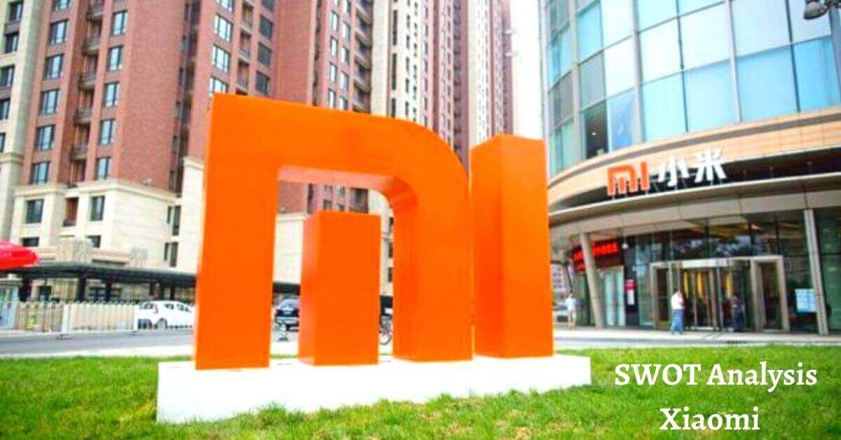 Swot analysis of Xiaomi analyzes the strengths, weaknesses, opportunities, threats of world's leading smartphone manufacturing brand.