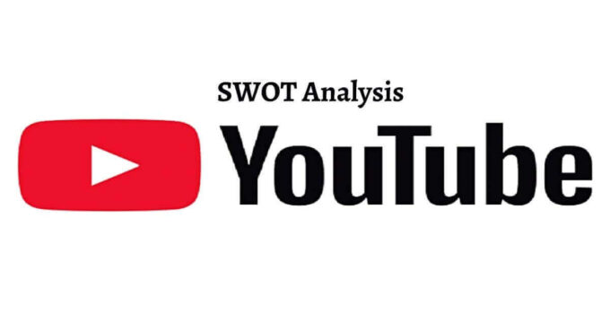 Swot analysis of YouTube analyzes the strengths, weaknesses, opportunities, threats of the world's leading online video sharing platform.