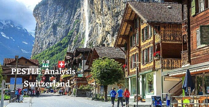 Pestle analysis of Switzerland analyzes the political, economical, social, technological, legal, environmental issues of world's developed country.