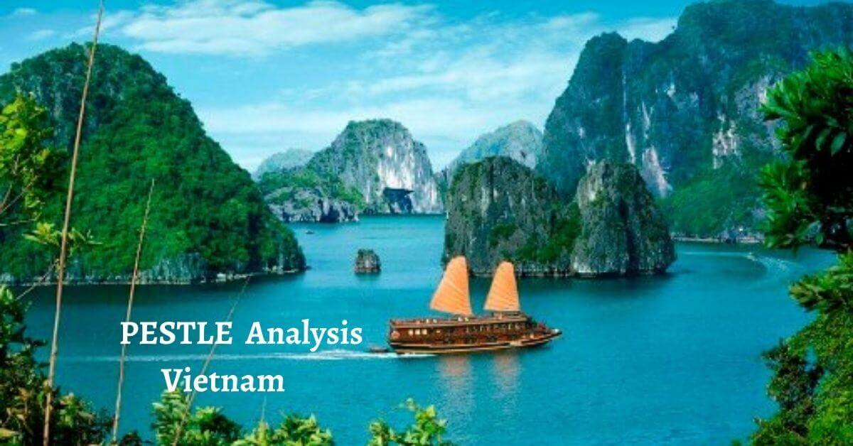 Pestle analysis of Vietnam analyzes political, economical, social, technological, legal, environmental issues of world's leading developing country.