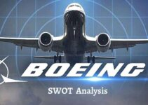 Swot analysis of Boeing analyzes strengths, weaknesses, opportunities, threats of world's largest airplane manufacturing company.