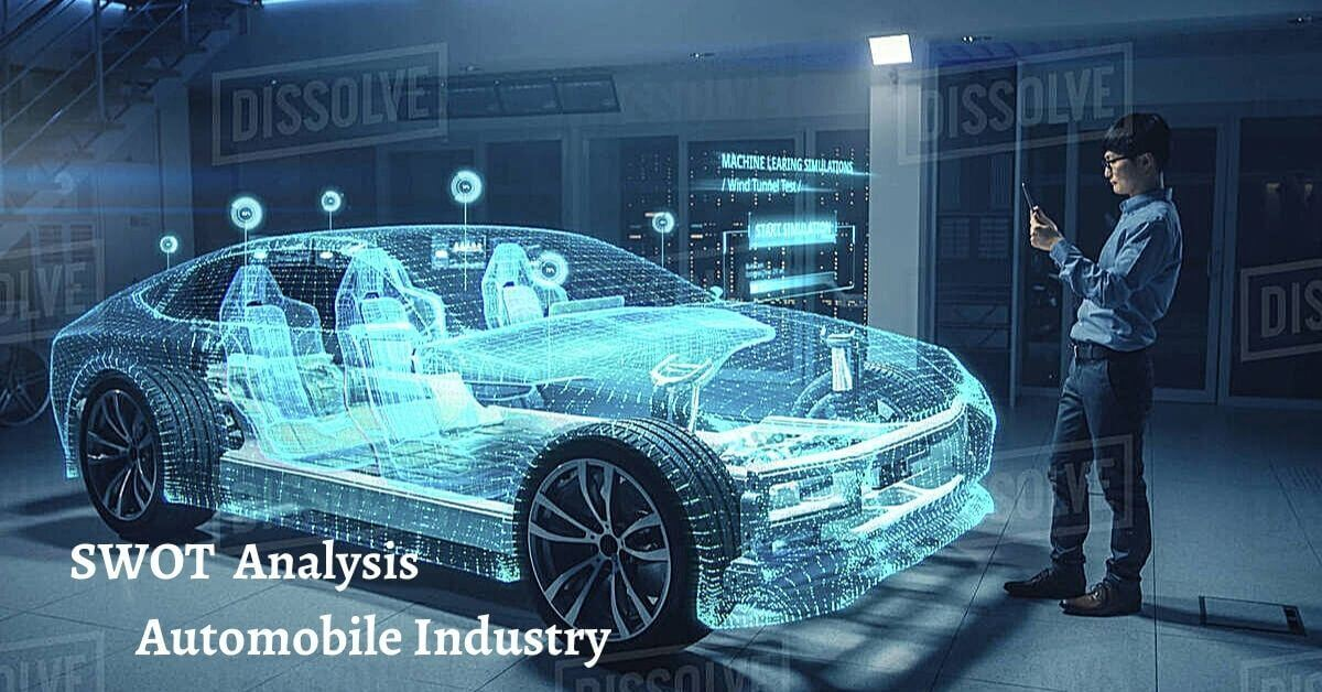 Swot analysis of automobile industry analyzes the strengths, weaknesses, opportunities, threats of world's most profitable industry.