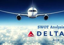 Swot analysis of Delta Airlines analyzes strengths, weaknesses, opportunities, threats of world's largest airline company