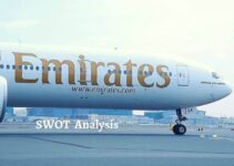 Swot analysis of Emirates Airlines analyzes strengths, weaknesses, opportunities, threats of one of world's leading airlines