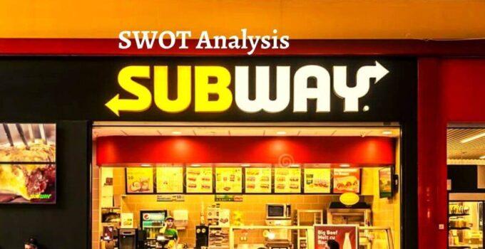 SWOT Analysis of Subway
