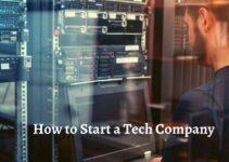 How to Start a Tech Company