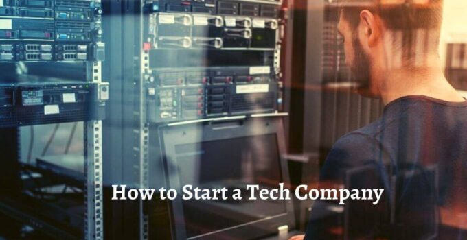 How to start a tech company provides a complete guideline of starting a company from creating a name, logo, customer analysis, product features, landing page.
