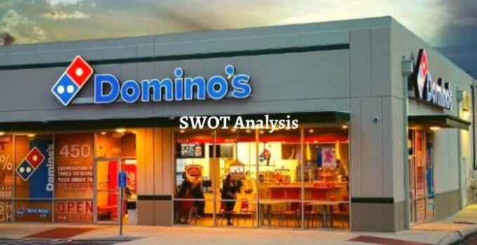 SWOT Analysis of Domino's Pizza