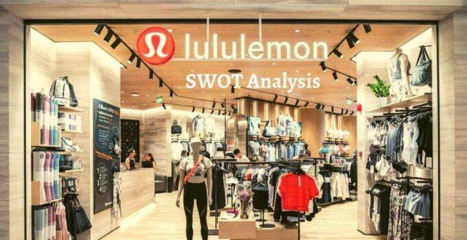 SWOT Analysis of Lululemon