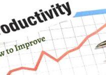 How to Improve Productivity